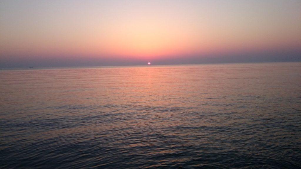 「釣り中に見る夕日が最高!」下関工場製造部F・Yさんさんインタビュー②